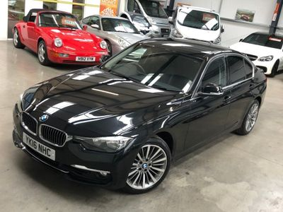 BMW 3 SERIES Saloon 3.0 330d Luxury Auto (s/s) 4dr