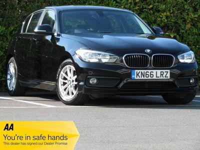 BMW 1 Series Hatchback 1.5 116d ED Plus (s/s) 5dr