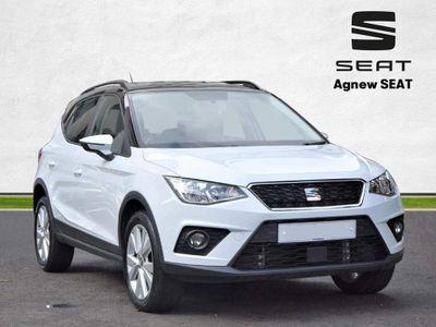 SEAT Arona SUV 1.0 TSI SE Technology (s/s) 5dr