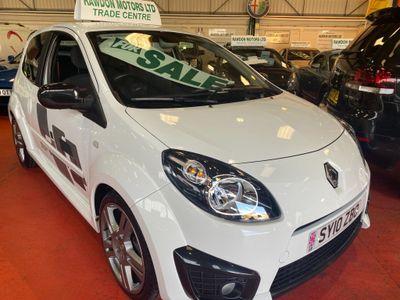 Renault Twingo Hatchback 1.6 VVT Renaultsport 3dr