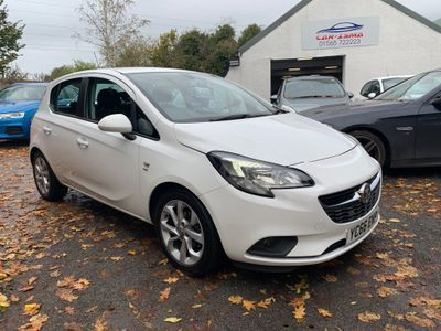 Vauxhall Corsa Hatchback 1.4i ecoFLEX Energy 5dr (a/c)