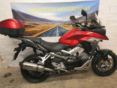 Honda VFR800X Crossrunner Sports Tourer