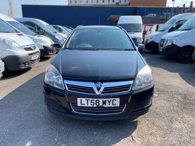 Vauxhall Astra Van Panel Van 1.3 CDTi 16v Sportive Panel Van 3dr