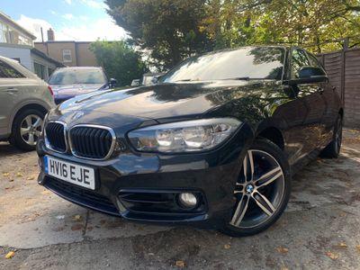 BMW 1 Series Hatchback 2.0 118d Sport Auto (s/s) 5dr