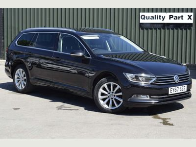 Volkswagen Passat Estate 1.6 TDI SE Business DSG (s/s) 5dr