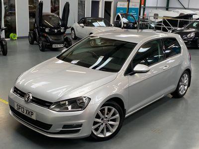 Volkswagen Golf Hatchback 2.0 TDI GT (s/s) 3dr