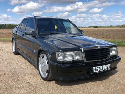 Mercedes-Benz 190 Saloon 2.6 E 4dr