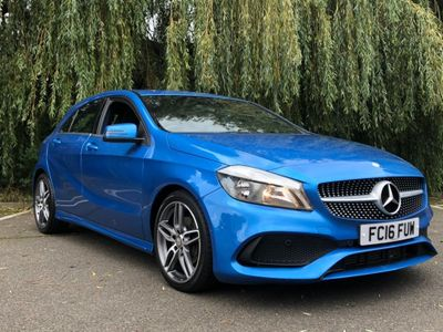 MERCEDES-BENZ A CLASS Hatchback 2.1 A200d AMG Line (Executive) (s/s) 5dr