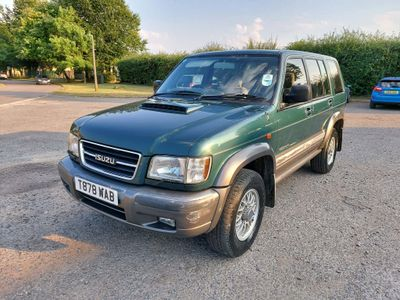 Isuzu Trooper SUV 3.0 TD Citation 4x4 5dr