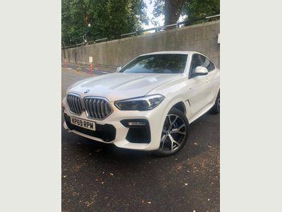 BMW X6 SUV 3.0 40i M Sport Auto xDrive (s/s) 5dr