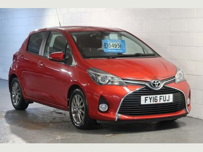 Toyota Yaris Hatchback 1.4 D-4D Icon 5dr