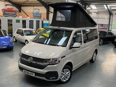 Volkswagen Transporter Campervan 2.0 TDI T28Highline FWD SWB EU6 5dr