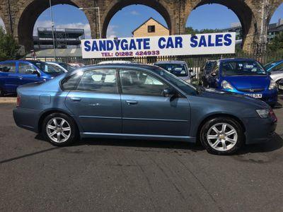 Subaru Legacy Saloon 2.0 i 4dr