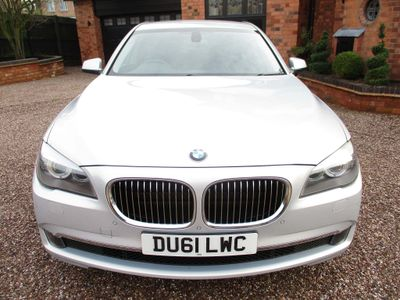 BMW 7 Series Saloon 3.0 730d SE Luxury 4dr
