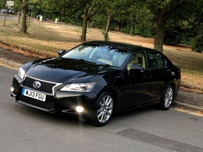 Lexus GS 450h Saloon 3.5 Luxury 4dr