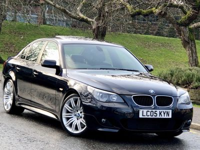 BMW 5 Series Saloon 3.0 535d Sport 4dr