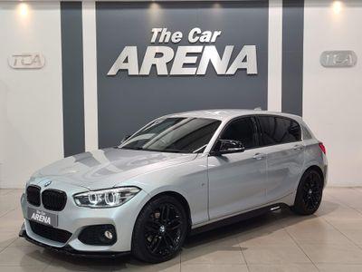 BMW 1 Series Hatchback 1.5 116d M Sport Auto (s/s) 5dr