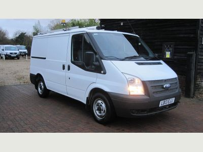 Ford Transit Unlisted 300 SWB Diesel FWD Low Roof TDCi 100ps