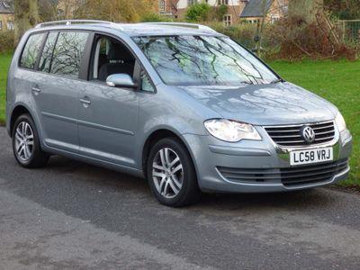 Volkswagen Touran MPV 1.9 TDI SE 5dr (7 Seats)