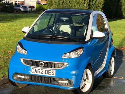 Smart fortwo Coupe 1.0 MHD Iceshine Softouch 2dr
