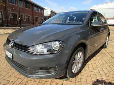 Volkswagen Golf Unlisted 1.4 TSi BLUE MOTION DSG AUTO 5 DR MK7