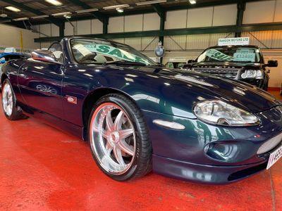 Jaguar XKR Convertible 4.0 Supercharged 2dr