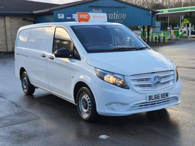 Mercedes-Benz Vito Panel Van 1.6 109 CDi FWD L2 EU5 6dr