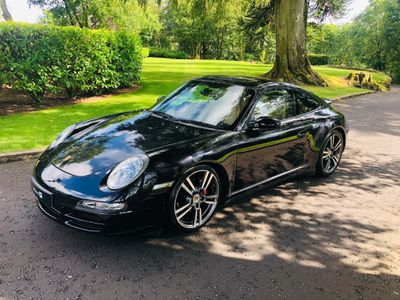 PORSCHE 911 Coupe 3.6 997 Carrera 4 Tiptronic S AWD 2dr