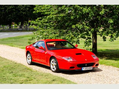 Ferrari 575M Coupe 5.8 Maranello F1 2dr