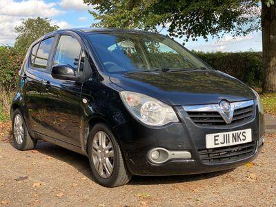 Vauxhall Agila MPV 1.2 VVT SE Auto 5dr