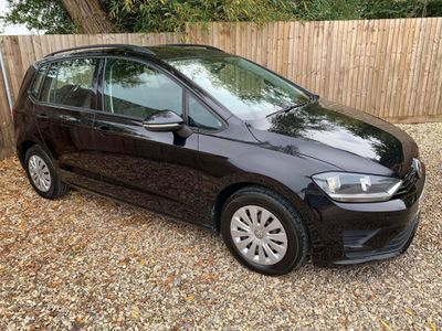 Volkswagen Golf SV MPV 1.6 TDI BlueMotion Tech S (s/s) 5dr