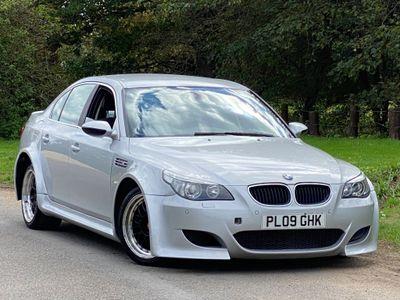BMW 5 Series Saloon 3.0 525i SE 4dr