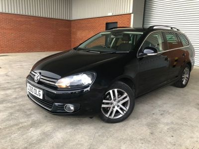 Volkswagen Golf Estate 1.6 TDI BlueMotion Tech Sportline 5dr