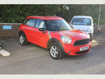 MINI Countryman SUV 1.6 One (Salt) 5dr