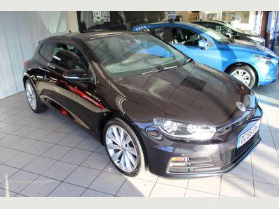 Volkswagen Scirocco Hatchback 2.0 TDI BlueMotion Tech GT 3dr