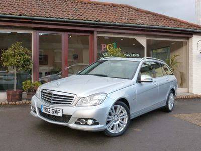 Mercedes-Benz C Class Estate 2.1 C250 CDI BlueEFFICIENCY Elegance G-Tronic 5dr