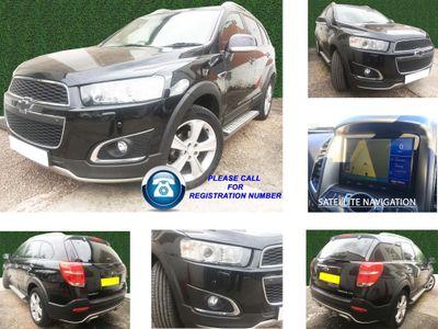 Chevrolet Captiva SUV 2.2 VCDi LTZ AWD (s/s) 5dr