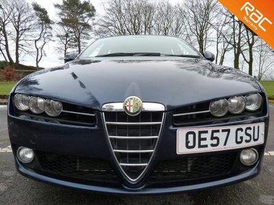 Alfa Romeo 159 Sportwagon Estate 2.2 JTS Lusso 5dr