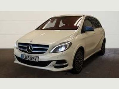 Mercedes-Benz B Class Hatchback E Electric Art (Premium) 5dr (133kw)