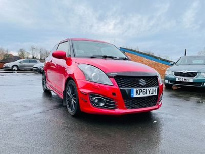 Suzuki Swift Hatchback 1.6 Sport 3dr