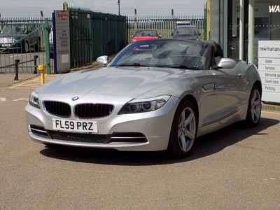 BMW Z4 Convertible 2.5 23i Highline sDrive 2dr