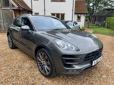 Porsche Macan SUV 3.6T Turbo PDK 4WD (s/s) 5dr