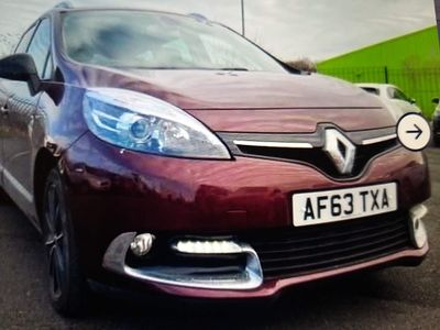 Renault Grand Scenic MPV 1.6 TD ENERGY Dynamique TomTom Bose+ Pack (s/s) 5dr