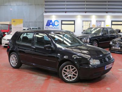Volkswagen Golf Hatchback 1.9 TDI PD GT 5dr