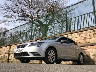 SEAT Leon Hatchback 1.6 TDI CR SE (Tech Pack) (s/s) 5dr