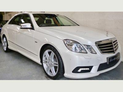 Mercedes-Benz E Class Saloon 3.0 E350 CDI Sport 4dr