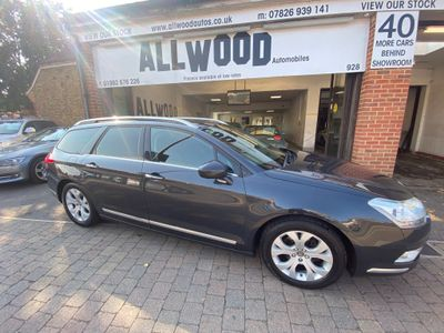 Citroen C5 Estate 2.0 HDi 16v Exclusive 5dr