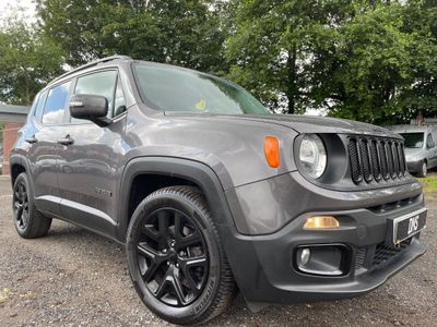 Jeep Renegade SUV 1.6 MultiJetII Dawn of Justice (s/s) 5dr