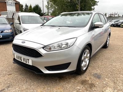 Ford Focus Estate 1.0T EcoBoost Style Auto (s/s) 5dr