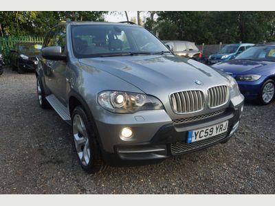 BMW X5 SUV 3.0 35d SE Auto xDrive 5dr